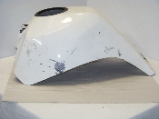 Fuel Tank Cover, White