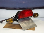 Rear Light Bracket