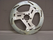 BRAKE ROTOR KIT W/CARRIER
