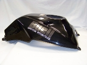 Fuel Tank Cover X1, Black-NEW