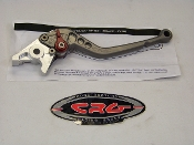 AN-521- Grey - CRG  Roll-a-Click Brake Lever