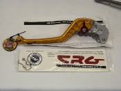 AN-621- Gold - CRG  Roll-a-Click Clutch Lever