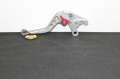 AN-682 - Grey - CRG  Roll-a-Click Clutch Lever (SHORTY)