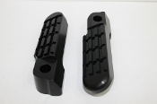 Custom Passenger Peg Set, Black 1125 & XB models, PPM-1262-B