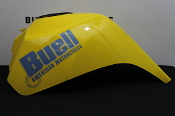 Fuel Tank Cover, Yellow