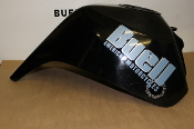 Fuel Tank Cover, Black