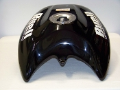 P1110.LYB - FUEL TANK, CARBON BLACK, NEW [ M2 ]