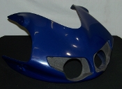 Fairing, Front - Battle Blue [XB]
