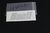 DECAL, BUELL, NOSE, GREY- 14603-95Y