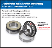 Steering Bearing Kit, Tripple Tree Blast - Aftermarket