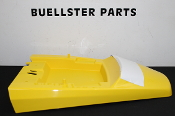 M0664.TMAL : FAIRING, REAR TAIL,  BLAST, SUNRIFRE YELLOW