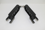 Custom Rider Peg Set, Black, 1125 & XB models