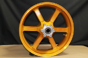 XB1033 - Wheel, Rear - Gold